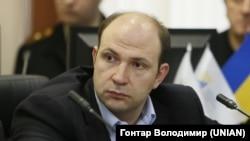 Лев Парцхаладзе, заступник міністра регіонального розвитку, будівництва та ЖКГ України