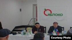 По словам Сергея Митрохина, региональное отделение партии в республике существует уже давно, но в настоящее время необходимы преобразования, чтобы придать новый импульс деятельности партии в Ингушетии
