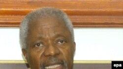 В то время, как Кофи Аннан выбрает посредника для переговоров об обмене пленными, Израиль утверждает, что не давал на это согласия