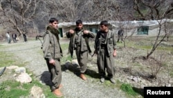 Քուրդ զինյալները թուրք-իրանական սահմանին, արխիվ