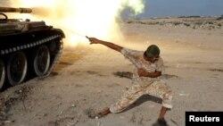 Borbe u Sirtu