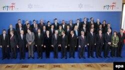 """ვარშავა, 30 სექტემბერი, 2011 წ. ევროკავშირის """"აღმოსავლეთის პარტნიორობის"""" სამიტი"""