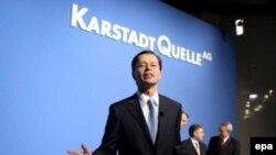 Выплата торговым концерном KarstadtQuelle семье Вертхайм 88 миллионов долларов - это одна из крупнейших компенсаций по имущественным спорам, связанным с холокостом