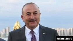 Mövlud Çavuşoğlu, arxiv foto