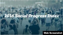 Sosial Proqres İndeksi