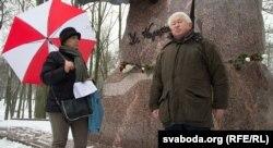 Тацяна Севярынец і Ёсіф Навумчык