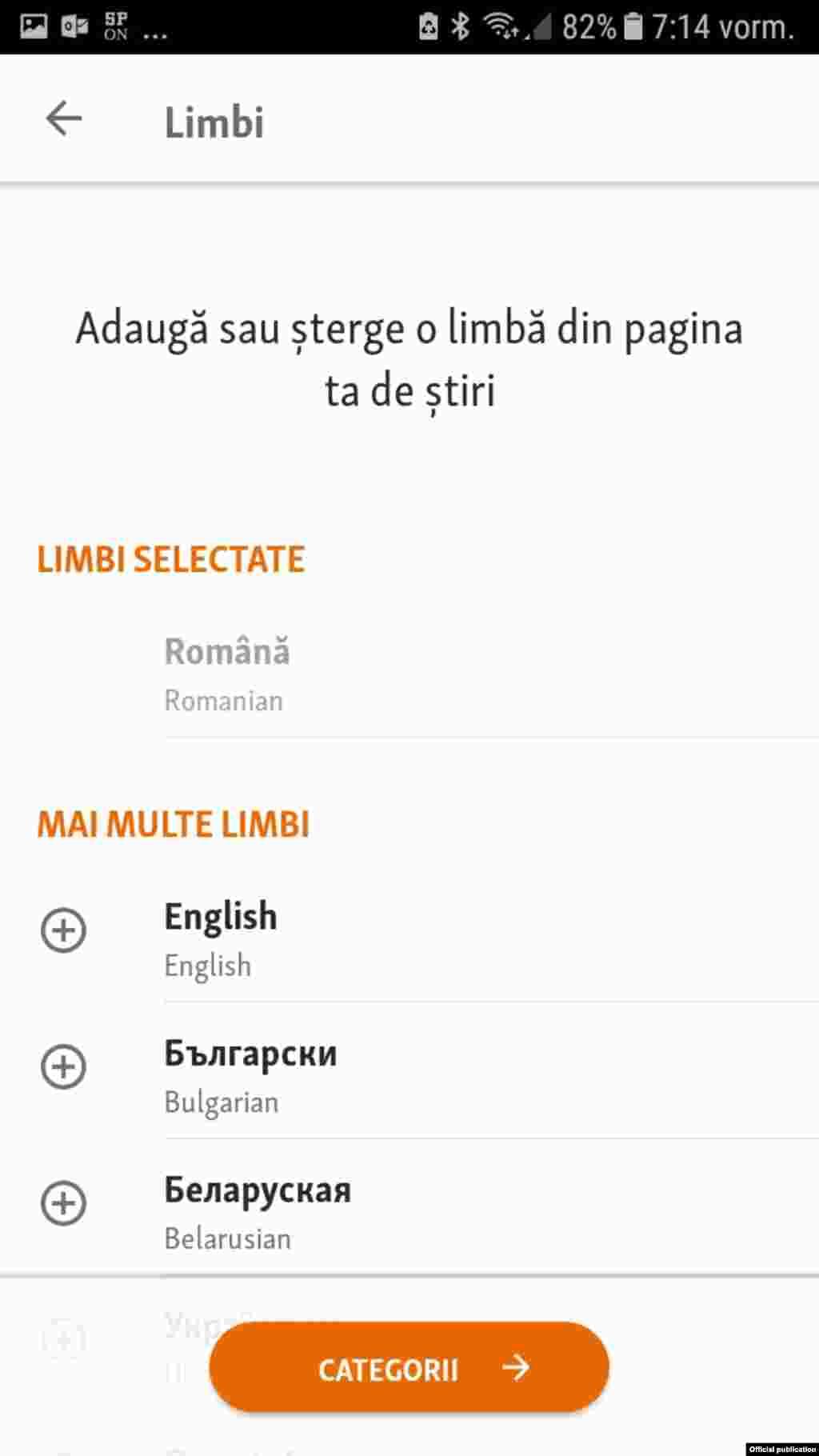 Moldova - noua aplicatie mobil 7 2019