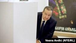 Министерот за надворешни работи на Србија, Ивица Дачиќ