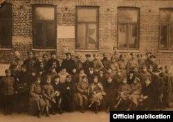 Менская гарадзкая міліцыя ў кастрычніку 1917 году