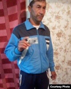 Абдусалом Саидов бо чаҳор фарзандаш дар Русия кору иқомат мекард.
