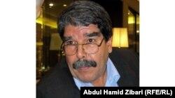 صالح مسلم رئيس حزب الاتحاد الديمقراطي