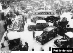 1931 год. Франкфуртский автосалон