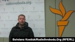 Мікаел Скіллт, доброволець зі Швеції у складі полку «Азов»