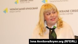 Президент Koktebell Jazz Festival Лилия Млинарич