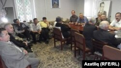 Очрашуда татар халкы язмышы хакында сүз барды
