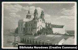 Касьцёл і калегіюм езуітаў у Пінску, 1930-я гады