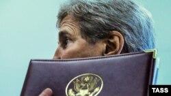 Джон Керри на 71-й сессии Генеральной Ассамблеи ООН в Нью-Йорке