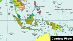 منطقهای که جستوجوها در آن انجام میشود تا صد هزار کیلومتر مربع را در بر میگیرد