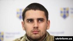 Депутат Верховної Ради, колишній командир батальйону «Київ-1» Євген Дейдей