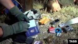 Снимок с видео/ЦОС ФСБ России/ТАСС