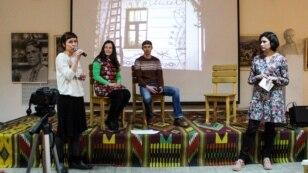 Kiyevde Qırım medeniyeti aqqında «Qırım yolçıqları» serlevalı leyhanı taqdim ettiler