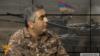 Пресс-секретарь Министерства обороны Арцрун Ованнисян (архив)
