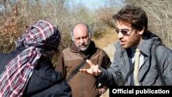 شهرام مکری؛ فیلم ماهی و گربه