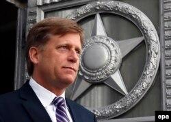 Ambasadorul Michael McFaul
