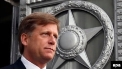 Посол США в России Майкл Макфол.
