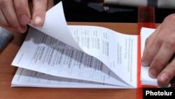 Выборы в Совет старейшин Еревана, 5 мая 2013 г.