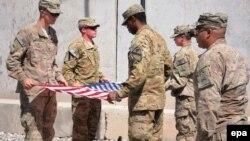 افغانستان کې یو شمېر امریکايي سرتیري