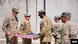 Военнослужащие США в Афганистане. Иллюстративное фото.