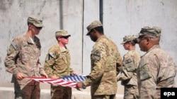 Trupat amerikane, ne Afganistan