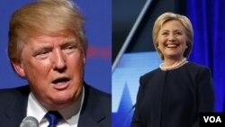 Демократ Хиллари Клинтон ва республикачи Доналд Трамп Миссури штати, Сент-Луис шаҳрида куч синашади.