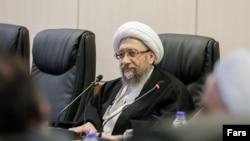 صادق لاریجانی در جلسه روز شنبه مجمع تشخیص مصلحت نظام