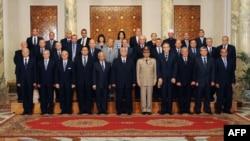 الحكومة الإنتقالية في مصر برئاسة حازم الببلاوي