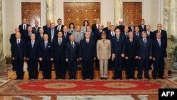 الحكومة المصرية المؤقتة