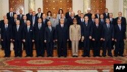 Egjipt - Kabineti qeveritar egjiptian (Ilustrim)