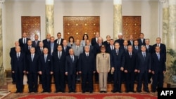 Тимчасовий уряд Єгипту, Каїр, 16 липня 2013 року