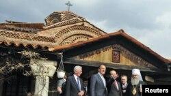 Од посетата на Лавров во Охрид