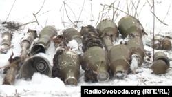 Знахідки українських саперів