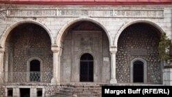Мечеть в Шуше