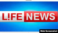 LifeNews телеарнасының логотипі.