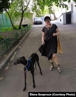 Елена Супрун и Шаги
