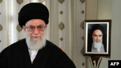 Iranian Supreme Leader Ayatollah Ali Khamenei gives a Norouz address to the nation.