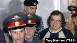 Sergey Mavrodi Moskva məhkəməsində, 28 aprel 2007