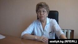 Бурул Алмазбекова