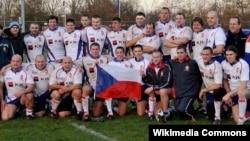 Currently ranked 36th in the world, the Czech national rugby team rarely gets much media attention.