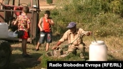 Жители на селото Годивље