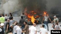 Bejrut nakon eksplozije